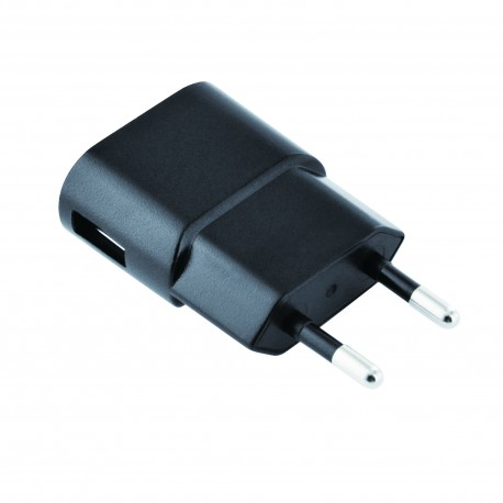 2Connect USB Home Charger 1A Black